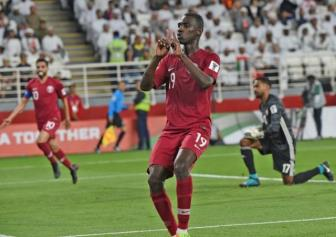UAE to Qatar gian lan tai <b style='background-color:Yellow'>Asian Cup 2019</b>
