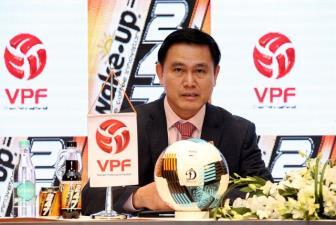 <b style='background-color:Yellow'>V.League</b> nhan tai tro tram ty dong trong 5 nam
