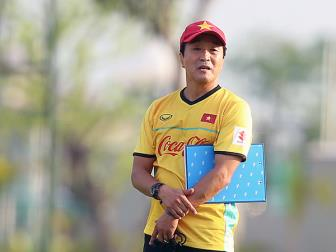 HLV Lee Young Jin dan dat U22 Viet Nam canh tranh HCV <b style='background-color:Yellow'>SEA Games 2019</b>
