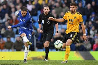 <b style='background-color:Yellow'>Chelsea</b> 1-1 Wolves: Lo co hoi vang