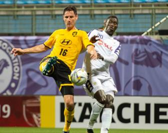 <b style='background-color:Yellow'>Ha Noi FC</b> danh roi chien thang tren san cua Tampines Rover