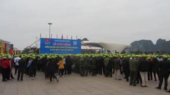 "<b style='background-color:Yellow'>Quang Ninh</b> huong ung ""Ngay chay Olympic- vi suc khoe toan dan"" nam 2019"
