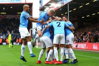 <b style='background-color:Yellow'>Bournemouth</b> 0-1 Man City: Vi dang cua chien thang