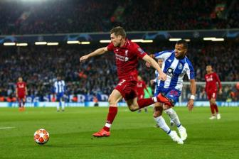 <b style='background-color:Yellow'>Liverpool</b> 2-0 Porto: Dat 1 chan vao ban ket