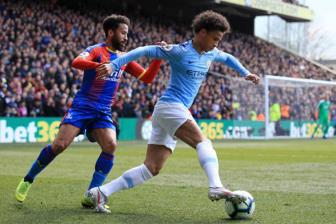 <b style='background-color:Yellow'>Crystal Palace</b> 1-3 Man City: Duyen Sterling