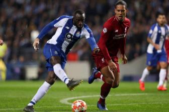 <b style='background-color:Yellow'>Porto</b> 1-4 Liverpool: Don trung phat