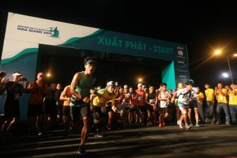 Hon 4.000 <b style='background-color:Yellow'>van dong vien</b> tham gia giai MEKONG DELTA MARATHON HAU GIANG 2019 – CUP WE LOVE