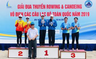 <b style='background-color:Yellow'>The thao</b> thanh tich cao Quang Ninh: Khoi sac tu cac giai the thao dau nam 2019