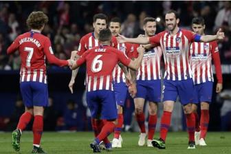 <b style='background-color:Yellow'>Atletico Madrid</b> 2-0 Girona: Thap len hy vong
