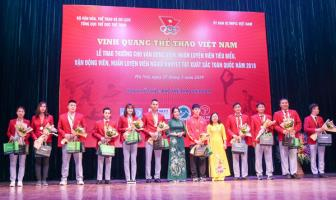 Cong ty Co phan Sam Ngoc Linh TuMoRong Kon Tum tu hao dong hanh cung <b style='background-color:Yellow'>the thao Viet Nam</b>