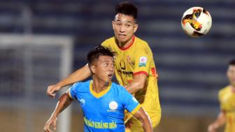 <b style='background-color:Yellow'>Nam Dinh</b> vs S.Khanh Hoa, 17h00 ngay 6/4: Co hoi but len