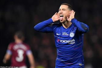 <b style='background-color:Yellow'>Chelsea</b> 2-0 West Ham: Vao phom