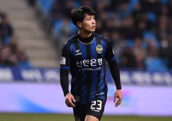 <b style='background-color:Yellow'>Incheon United</b> nhac nho Cong Phuong truoc them King's Cup 2019