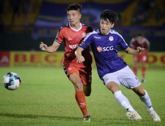 <b style='background-color:Yellow'>B.Binh Duong</b> danh roi chien thang truoc Ha Noi FC