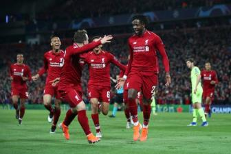 <b style='background-color:Yellow'>Liverpool</b> 4-0 Barca: Khong the tin noi!