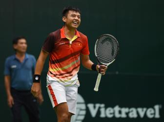 <b style='background-color:Yellow'>DT Quan vot Viet Nam</b> mang luc luong manh nhat du Davis Cup Nhom III