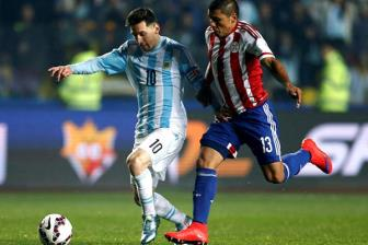<b style='background-color:Yellow'>Argentina</b> – Paraguay: Bat luc lan 3?