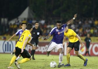 <b style='background-color:Yellow'>Ha Noi</b> FC lo lang voi chan thuong cua Oseni