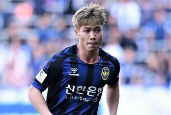 <b style='background-color:Yellow'>Cong Phuong</b> chia tay Incheon United, sang thu viec o Phap
