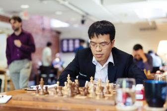<b style='background-color:Yellow'>Le Quang Liem</b> dang quang giai Summer Chess Classic tai My