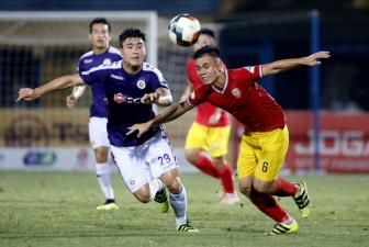 <b style='background-color:Yellow'>CLB Ha Noi</b> FC doat ve vao Tu ket Cup quoc gia 2019