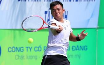 <b style='background-color:Yellow'>Ly Hoang Nam t</b>hat bai dang tiec tai giai quan vot ATP 110 President's Cup