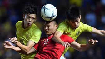 Thai Lan quyet thang Viet Nam tai <b style='background-color:Yellow'>vong loai World Cup 2022</b>