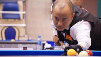 Co thu Trung Hau vao vong <b style='background-color:Yellow'>knock-out</b> World Cup Billiards san giai thuong 420 trieu dong