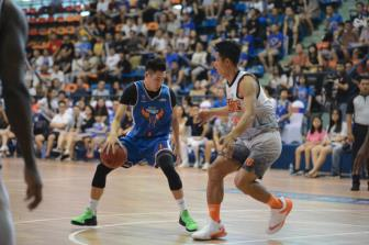 Ket qua VBA by MB 2019 Game 22 - Khang dinh suc manh, Hanoi Buffaloes gianh chien thang cach biet