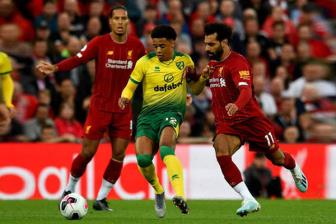 <b style='background-color:Yellow'>Liverpool</b> 4-1 Norwich: 3 diem... suyt hoan hao
