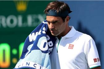 <b style='background-color:Yellow'>Federer</b> thua nhanh o vong ba Cincinnati Masters 2019