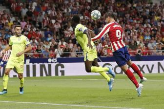 <b style='background-color:Yellow'>Atletico Madrid</b> 1-0 Getafe: 151 trieu euro len tieng