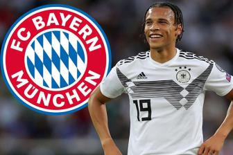 Sane dong y den Bayern, nhan luong cao nhat lich su CLB