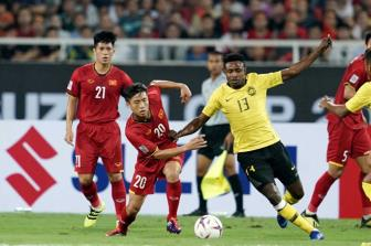 <b style='background-color:Yellow'>FIFA</b> canh bao Viet Nam va Thai Lan ve suc manh cua Malaysia