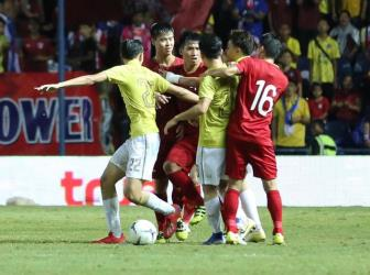 Som chay ve tran Thai Lan gap Viet Nam tai <b style='background-color:Yellow'>vong loai World Cup 2022</b>