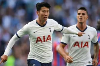 <b style='background-color:Yellow'>Tottenham</b> 4-0 Crystal Palace: Son Heung-min bung no!