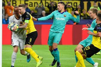 <b style='background-color:Yellow'>Dortmund</b> 0-0 Barcelona: Hut chet roi vung Ruhr