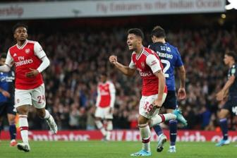 <b style='background-color:Yellow'>Arsenal</b> 5-0 Nottingham Forest: Hon ca ki vong