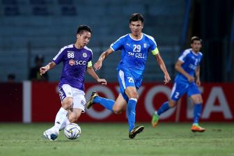 <b style='background-color:Yellow'>Ha Noi FC</b> vs 4.25 SC, 19h00 ngay 25/9: Khang dinh tham vong