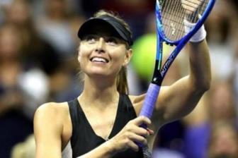 <b style='background-color:Yellow'>Sharapova</b> an dinh thoi diem tai xuat