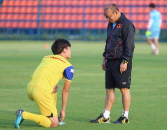 <b style='background-color:Yellow'>U23 Viet Nam</b> vs U23 Bahrain: Bai test chat luong