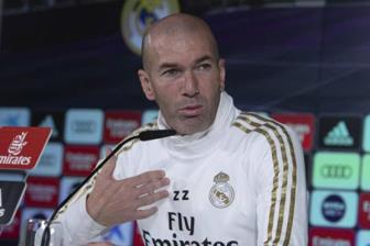 Ban tin 24/1. Zidane khong lo so bi Real Madrid sa thai