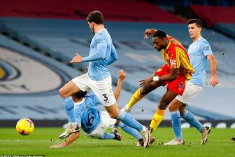 <b style='background-color:Yellow'>Man City</b> 1-1 West Brom: Khong the tin noi