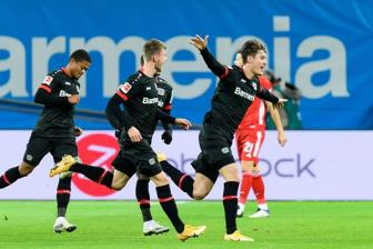 Bayer Leverkusen 1-2 Bayern Munich: Gia tri cua 'The Best'