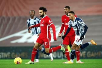 <b style='background-color:Yellow'>Liverpool</b> 1-1 West Brom: Lan dau cay dang