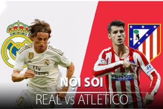 <b style='background-color:Yellow'>Nhan dinh</b> Real Madrid vs Atletico: Bai binh phuc han