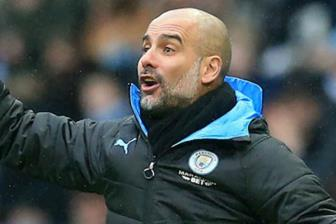 Ban tin 18/02. Pep Guardiola chot tuong lai voi Man City