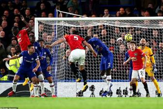<b style='background-color:Yellow'>Chelsea</b> 0-2 Man Utd: Troi giup Quy do