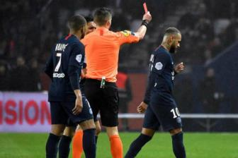 PSG 4-3 Bordeaux: That vong Neymar