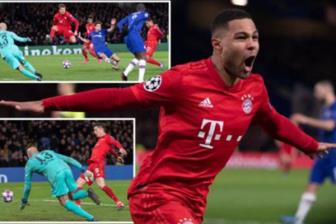 3 ban, 1 the do; Chelsea thua tan nat truoc Bayern Munich